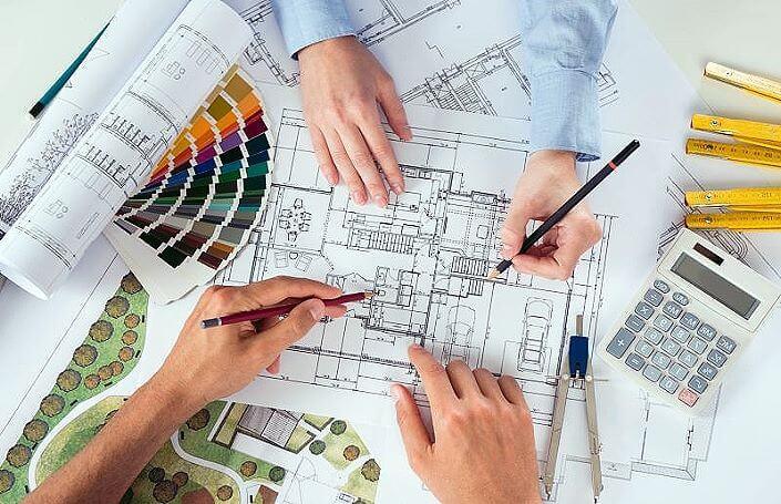 выбор архитектора проектировщика